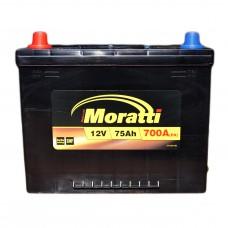 Аккумулятор Moratti TAB 6СТ-75 Аз Asia (700EN)
