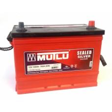 Аккумулятор Mutlu 6СТ-100Ah Аз Asia Red (720EN)
