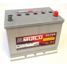 Аккумулятор Mutlu 6СТ-75Ah АзЕ Asia Silver (650EN)
