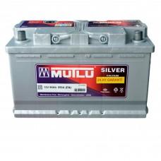 Аккумулятор Mutlu 6СТ-90Ah АзЕ Silver (850EN)