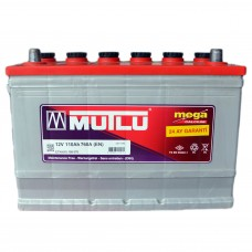 Аккумулятор Mutlu 6СТ-100Ah АзЕ Asia Silver (760EN)