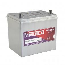 Аккумулятор Mutlu 6СТ-60Ah АзЕ Asia Silver (520EN)