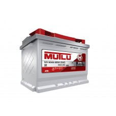 Автомобильный аккумулятор Mutlu SFB 6СТ-60Ah Аз 540A (EN) SMF56082