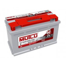 Автомобильный аккумулятор Mutlu SFB 6СТ-100Ah АзЕ 900A (EN) SMF60056