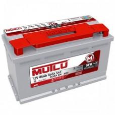 Автомобильный аккумулятор Mutlu SFB 6СТ-85Ah АзЕ 800A (EN) SMF58515