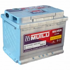 Автомобильный аккумулятор Mutlu Silver 6СТ-63Ah АзЕ 600A (EN) SMF56319