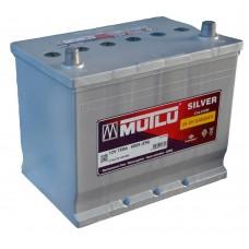 Автомобильный аккумулятор Mutlu 6СТ-75Ah АзЕ ASIA 640A (EN)