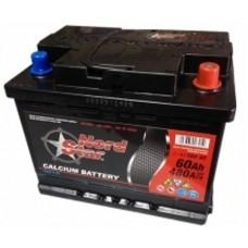 Аккумулятор NORD STAR 6СТ-60 АзЕ (520EN)