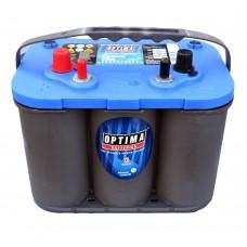 Аккумулятор OPTIMA 6СТ-50Ah BlueTop BTSLI-4.2L (806252000) (815EN)