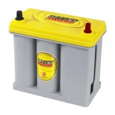 Автомобильный аккумулятор OPTIMA YellowTop AGM YTR-2.7J 6СТ-38Ah АзЕ ASIA 460A (EN) 872176000