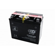 Аккумулятор мото Outdo 18Ah YTX20-BS AGM