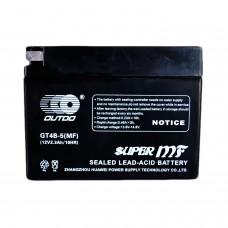 Аккумулятор мото Outdo 3СТ-2,3Аh (GT 4B-5)