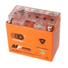 Аккумулятор мото Outdo 6СТ-19Ah GEL (YB16L-BS)