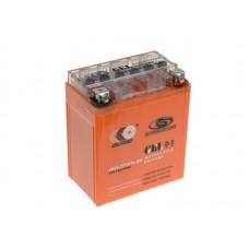 Аккумулятор мото Outdo 6СТ-7Ah GEL (YTX7L-BS)