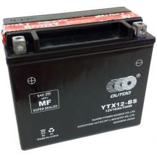 Аккумулятор мото Outdо 6СТ-10Аh (YTX12-BS)