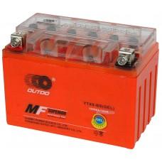 Аккумулятор мото Outdo 6СТ-9Аh GEL (YTX9-BS)