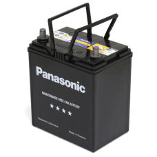 Аккумулятор Panasonic 6СТ-35Ah АзЕ MF HIGH SPEC ТК ASIA (N-38B19R-FH) без нижн. Бурта