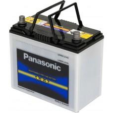 Аккумулятор Panasonic 6СТ-45Ah АзЕ MF STANDARD ASIA (N-46B24LS-FS) без нижн. Бурта