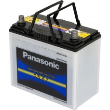 Аккумулятор Panasonic 6СТ-45Ah Аз MF STANDARD ASIA (N-46B24RS-FS) без нижн. бурта