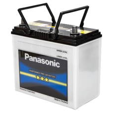 Аккумулятор Panasonic 6СТ-45Ah Аз MF STANDARD ТК ASIA (N-55B24R-FS) без нижн. бурта