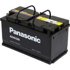 Аккумулятор Panasonic 6СТ-100Ah АзЕ MF STANDARD (N-60038)