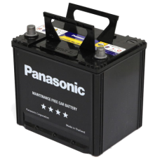 Аккумулятор Panasonic 6СТ-65Ah Аз MF HIGH SPEC ASIA (N-75D23R-FHB)