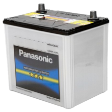 Аккумулятор Panasonic 6СТ-65Ah Аз MF STANDARD ASIA (N-75D23R-FS) без нижн. бурта