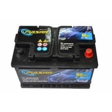 Аккумулятор Pulsar 6СТ-80 АзЕ (R075624UN1) (760EN)