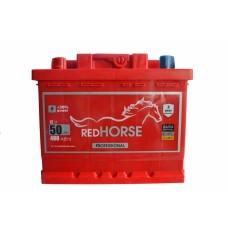 Аккумулятор RED HORSE 6СТ-50 Аз Н Professional Line (480EN)