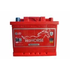 Аккумулятор RED HORSE 6СТ-50 АзЕ Н Professional Line (480EN)