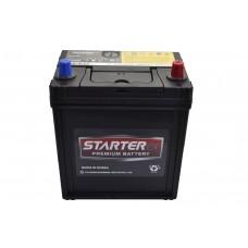 Автомобильный аккумулятор STARTER EX Japan 6СТ-42Ah АзЕ Asia 350A (CCA) ТК 44B19LEU
