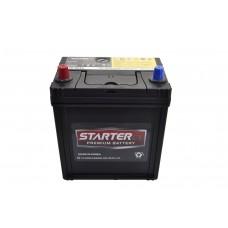 Автомобильный аккумулятор STARTER EX Japan 6СТ-42Ah Аз Asia 350A (CCA) ТК 44B19REU