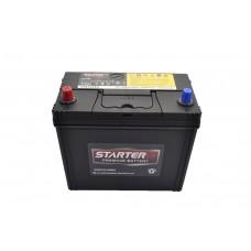Автомобильный аккумулятор STARTER EX Japan 6СТ-45Ah Аз Asia 450A (CCA) ТК 55B24REU