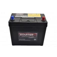 Автомобильный аккумулятор STARTER EX Japan 6СТ-45Ah АзЕ Asia 450A (CCA) ТК 55B24LEU