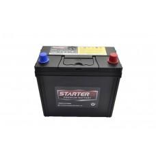 Автомобильный аккумулятор STARTER EX Japan 6СТ-45Ah АзЕ Asia 450A (CCA) 55B24LSEU