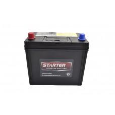 Автомобильный аккумулятор STARTER EX Japan 6СТ-45Ah Аз Asia 450A (CCA) 55B24RSEU