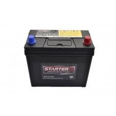 Автомобильный аккумулятор STARTER EX Japan 6СТ-58Ah АзЕ Asia 530A (CCA) 75B24LSEU