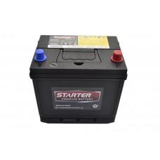 Автомобильный аккумулятор STARTER EX Japan 6СТ-65Ah АзЕ Asia 620A (CCA) 75D23LEU