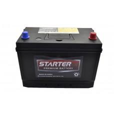 Автомобильный аккумулятор STARTER EX Japan 6СТ-100Ah АзЕ Asia 830A (CCA) 115D31LEU