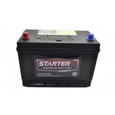 Автомобильный аккумулятор STARTER EX Japan 6СТ-100Ah Аз Asia 830A (CCA) 115D31REU