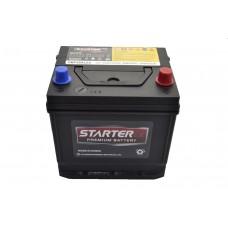 Автомобильный аккумулятор STARTER EX Japan 6СТ-55Ah АзЕ Asia 510A (CCA) CMF55ALEU