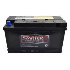 Автомобильный аккумулятор STARTER EX 6СТ-100Ah АзЕ 850A (CCA) CMF60038EU