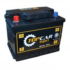 Аккумулятор TOP CAR 6СТ-60 Аз Expert (480EN)