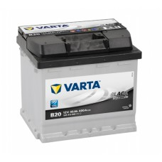 Аккумулятор VARTA Black Dynamic B20 6СТ-45Ah Аз (545413040) (400EN)