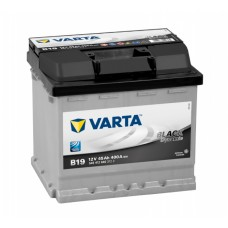 Аккумулятор VARTA Black Dynamic B19 6СТ-45Ah АзЕ (545412040) (400EN)
