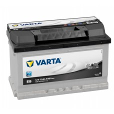Аккумулятор VARTA Black Dynamic E9 6СТ-70Ah АзЕ (570144064) (640EN)