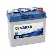 Аккумулятор VARTA Blue Dynamic B31 6СТ-45Ah АзЕ Asia ТК (545155033) (330EN)