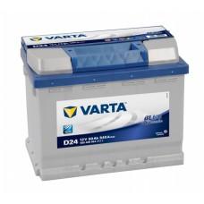Аккумулятор VARTA 6СТ-60 АзЕ Blue Dynamic D24 (560408054), (540EN)
