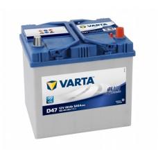 Аккумулятор VARTA Blue Dynamic D47 6СТ-60Ah АзЕ ASIA (560410054) (540EN)