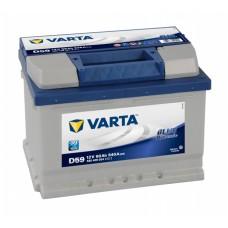 Аккумулятор VARTA Blue Dynamic D59 6СТ-60Ah АзЕ (560409054) (540EN)
